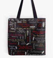 The Realm Speaks Tote Bag
