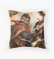 League of Legends GRAVES Throw Pillow