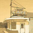 Roadside Cafe by Lisa G. Putman
