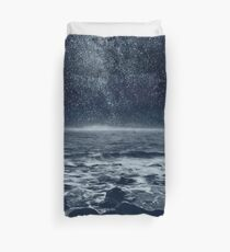 the Dreaming Ocean Duvet Cover