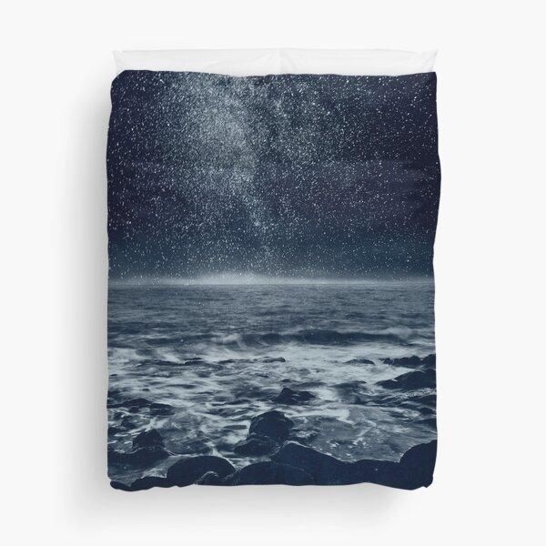 the Dreaming Ocean Duvet Cover