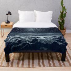 der träumende Ozean Fleecedecke
