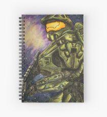 Master Chief Spiral Notebook