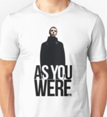 Liam Gallagher // As You Were Polarized image T-Shirt