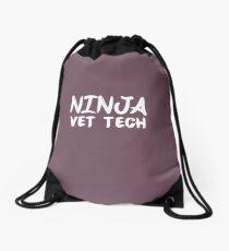 Ninja Vet Tech Drawstring Bag