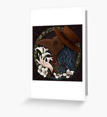 Healer Greeting Card
