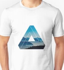 Triangle Nature T-Shirt