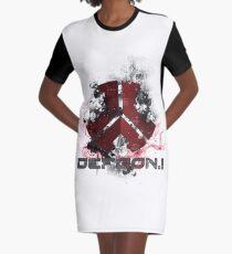 DEFQON.I Robe t-shirt