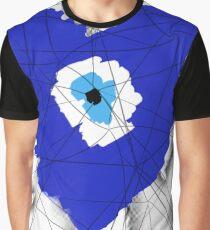 blue eye (broken) Graphic T-Shirt