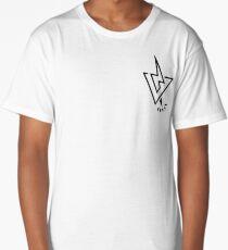 High Voltage Long T-Shirt