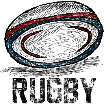 Vintage Rugby Tshirts and Merchandisers by design4tees