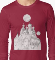 Cathedral in Jovian Orbit T-Shirt