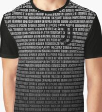 Juventus Legends Graphic T-Shirt