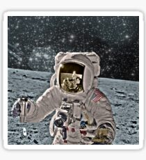 Apollo 9 Colorization by Sublime Design Sticker