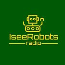 IseeRobots Radio Green And Yellow Robot by IseeRobots