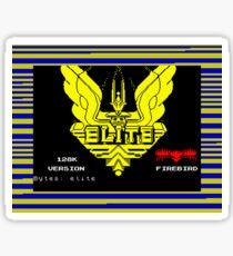 elite Sticker