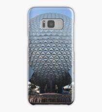 Spaceship Earth- Epcot Samsung Galaxy Case/Skin