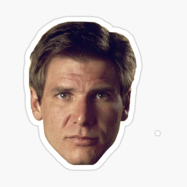 Harrison Ford Sticker