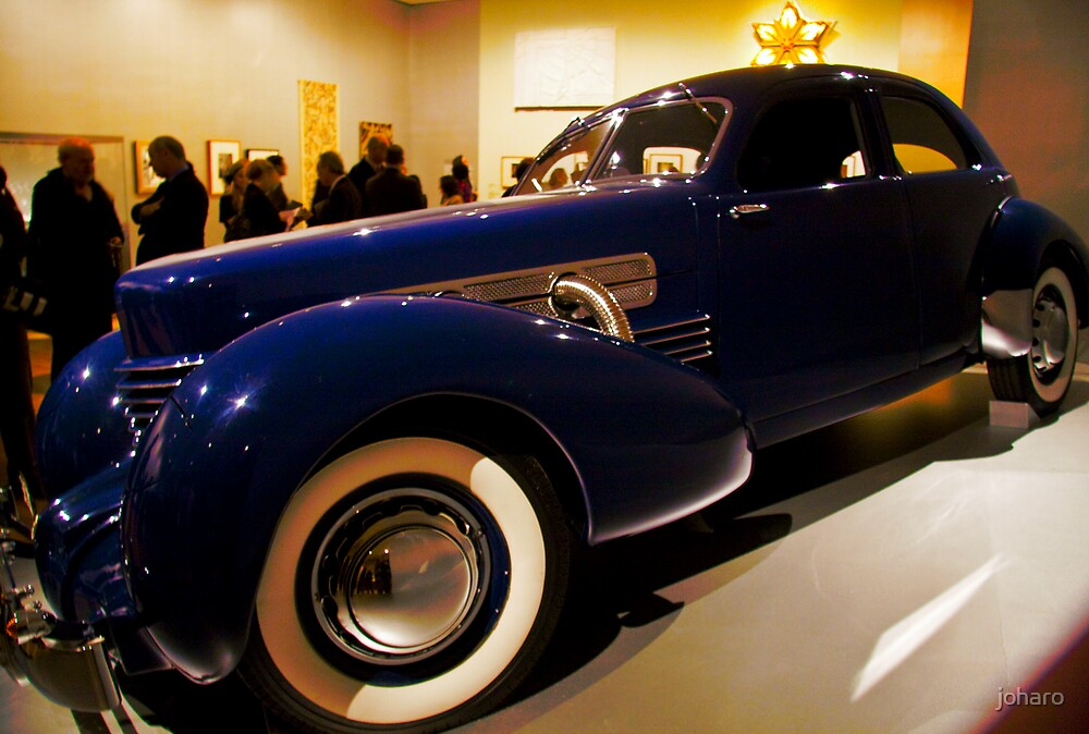 AUBURN Cord 812 Westchester sedan 1937 by joharo