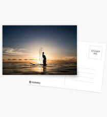 Goldene Stunde Postkarten