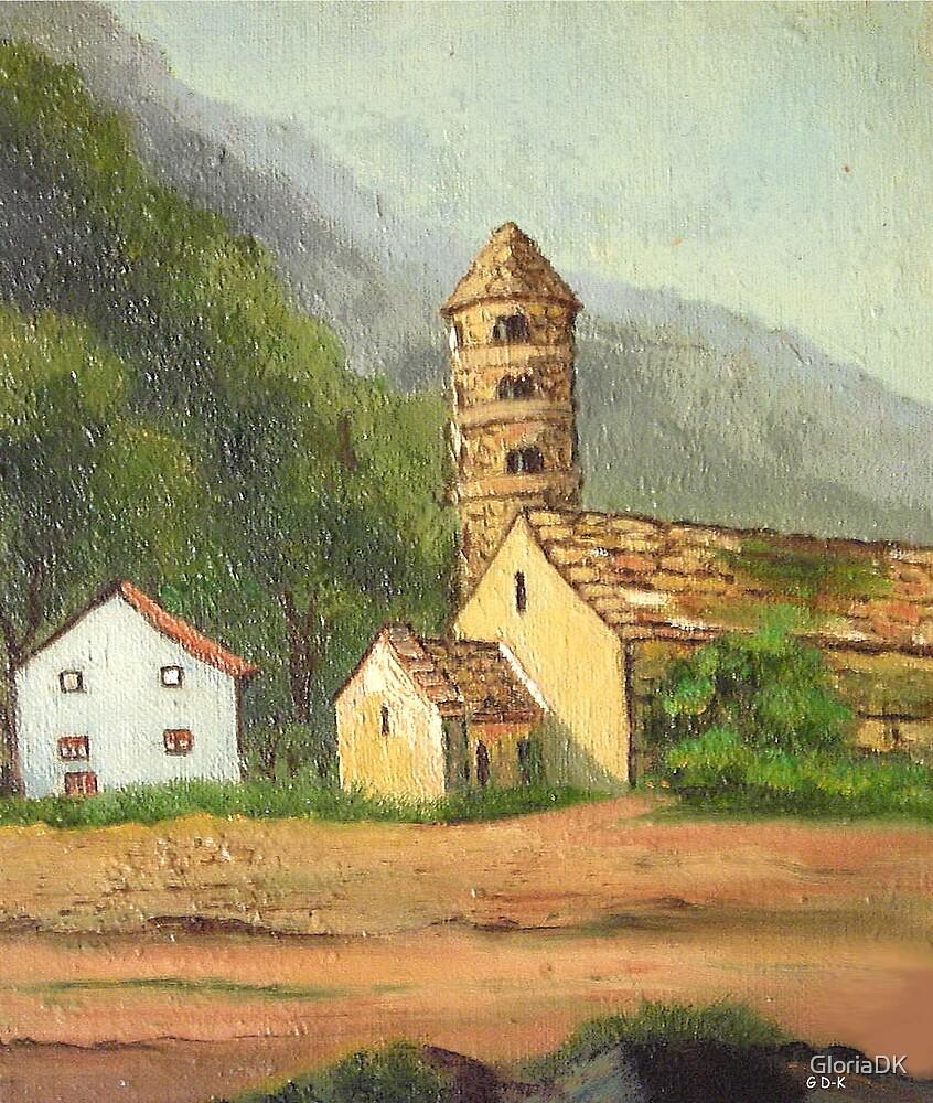 Andorra  by GloriaDK