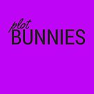 Plot bunny notebook by Iwriteromance