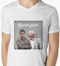Louis Theroux + Sir David Attenborough T-Shirt