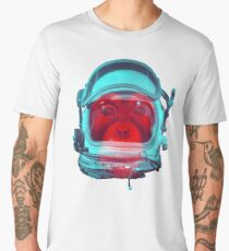 Space Monkey Men's Premium T-Shirt