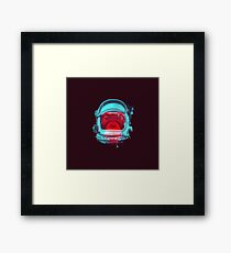 Space Monkey Framed Print
