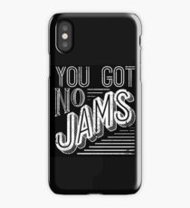 BTS You Got No Jams iPhone Case/Skin