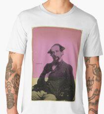 Dickens Men's Premium T-Shirt