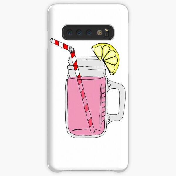 Pink Lemonade Samsung Galaxy Snap Case