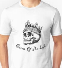 Queen of the Lab - Bones TV Show T-Shirt