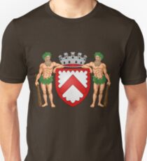 Coat of Arms of Kortrijk, Belgium T-Shirt
