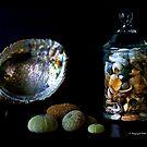 Sea-side Souvenir by Gilberte