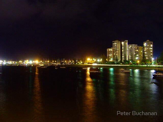 City Scape by Peter Buchanan