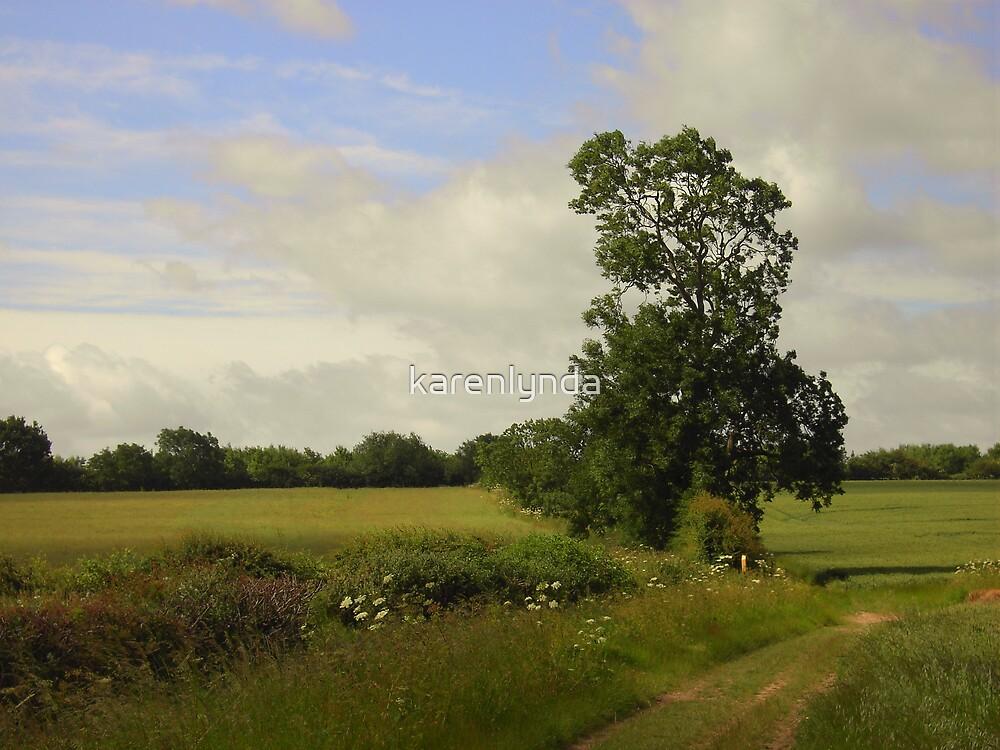 My Meadow by karenlynda