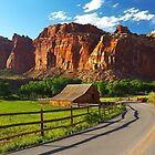 Capitol Reef by Alla Gill
