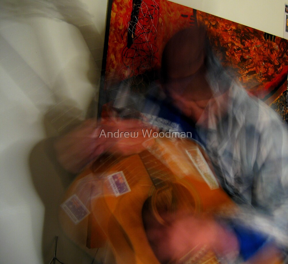 Strum by Andrew Woodman