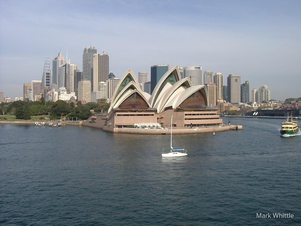 Opera House, Sydney by Mark Whittle