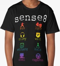 Sense8 Long T-Shirt