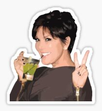Kris Jenner Sticker