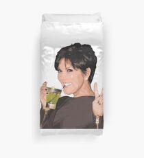Kris Jenner Duvet Cover