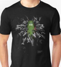 Pickle Rick - John Wick T-Shirt