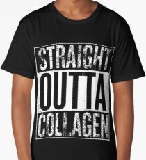 Straight Outta Collagen Long T-Shirt