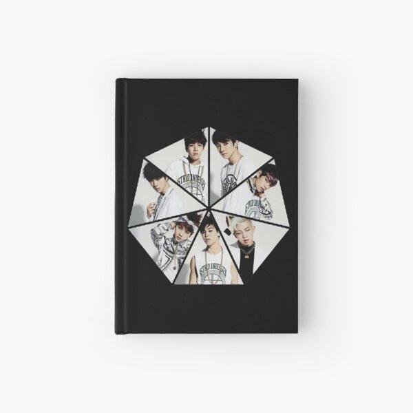BTS Wake Up Hardcover Journal
