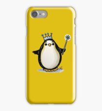 Her Royal Majesty, the Empress Penguin  iPhone Case/Skin