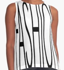 FASHION - BY A LONG STRETCH Contrast Tank