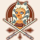 Ahsoka the padawan by enriquev242