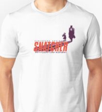 SNATCHER - Shadow Vintage Style T-Shirt